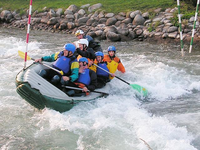 Splavovanie rieky Váh